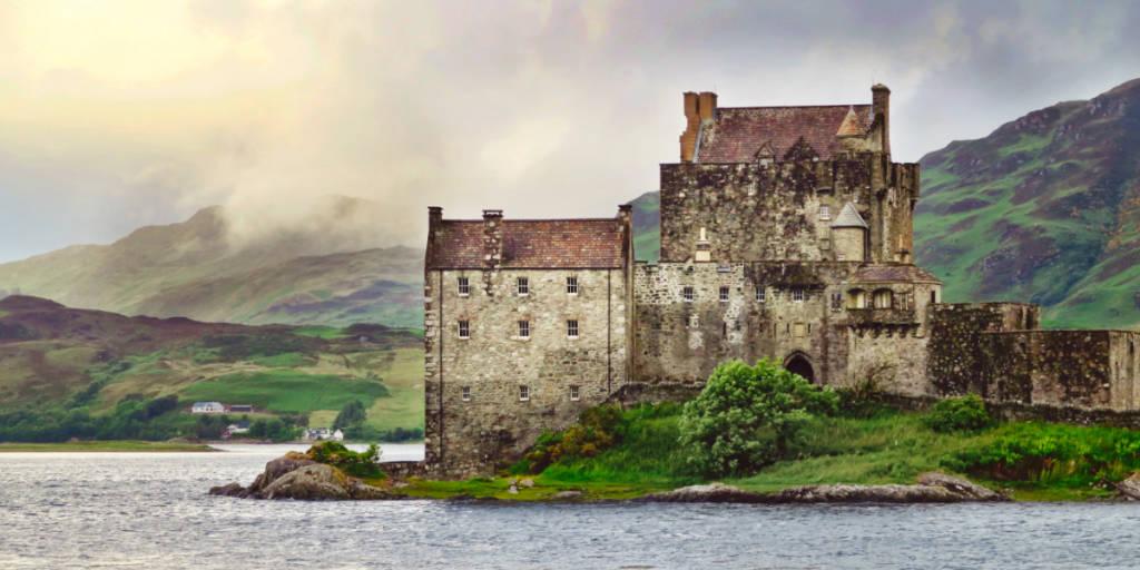 castle England