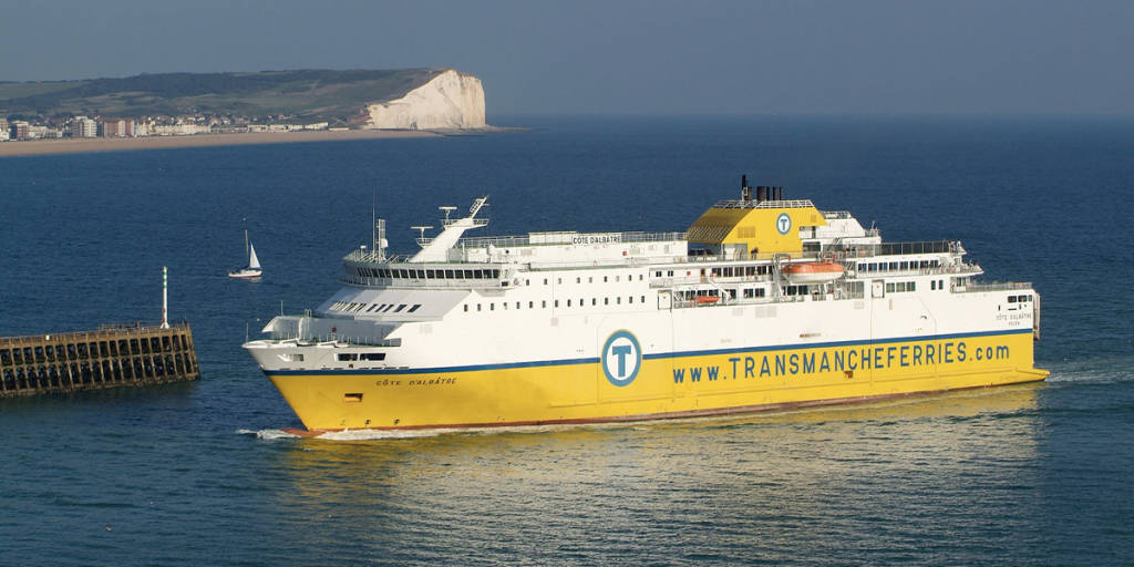 Newhaven - Dieppe ferry