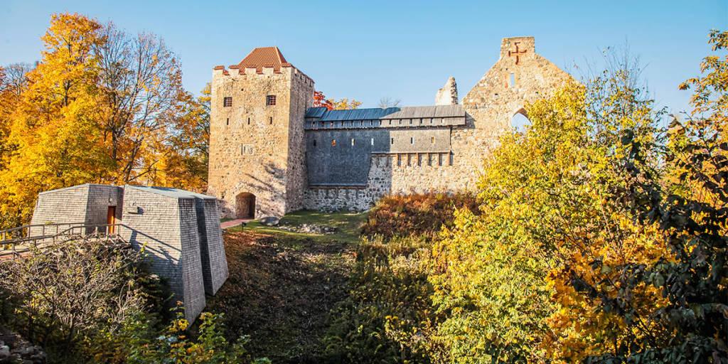 Sigulda castle, Latvia