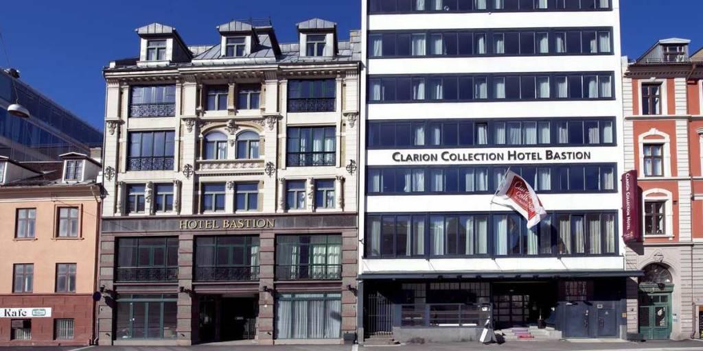 Bastion hotel - facade