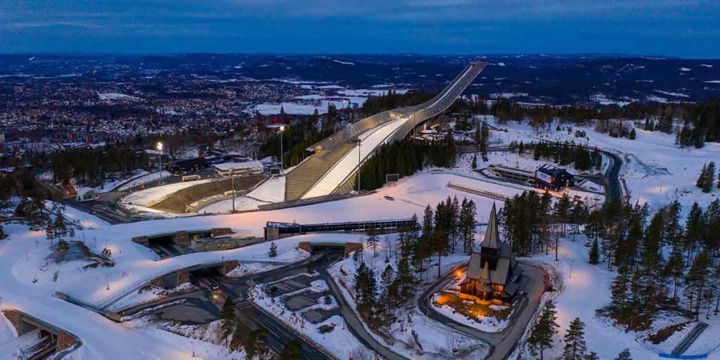 Oslo Bada Sauna and Slalom (@janpetterdahl-Unsplash)