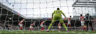 Newcastle United goal