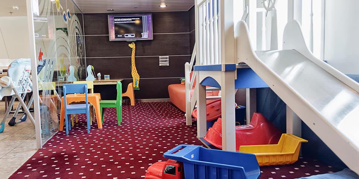 Children's games room, Regina