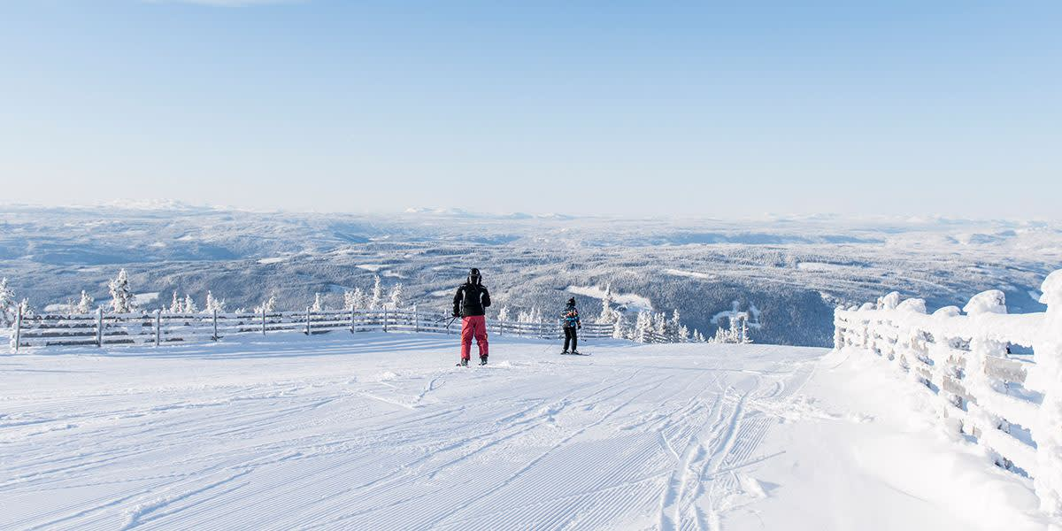 Ski-holiday in Norway - Hafjell