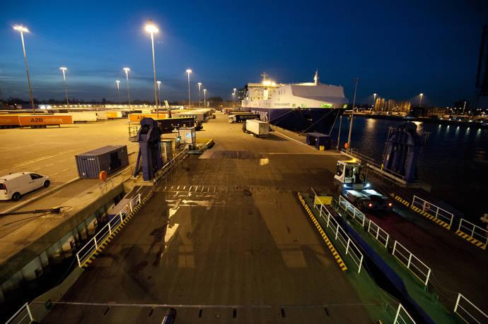 DFDS Vlaardingen terminal