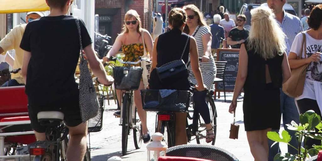 Pilestrad in Copenhagen