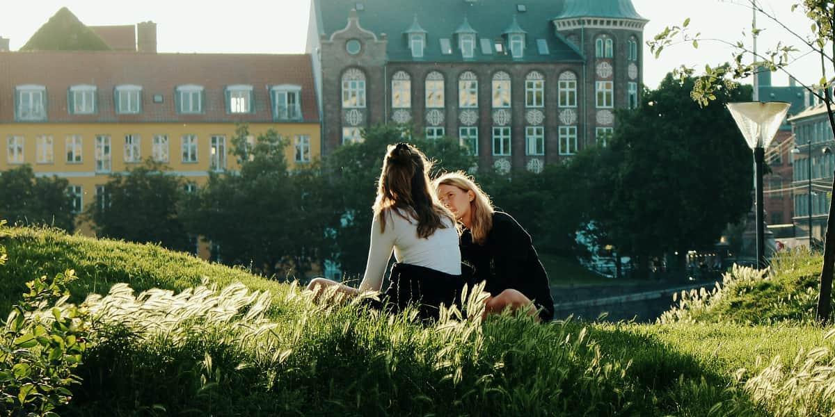 Park in Copenhagen - steven lasry
