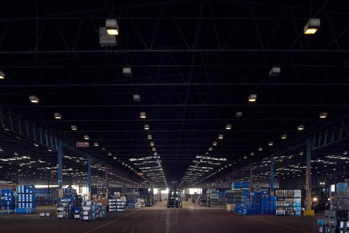 DFDS Warehouse in Gothenburg