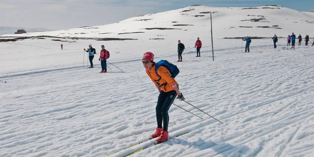 Skiing in Norway - Geilo