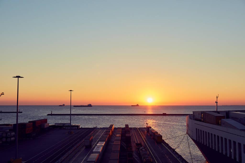 DFDS Trieste