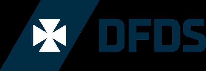 DFDS Logo Positiv media library