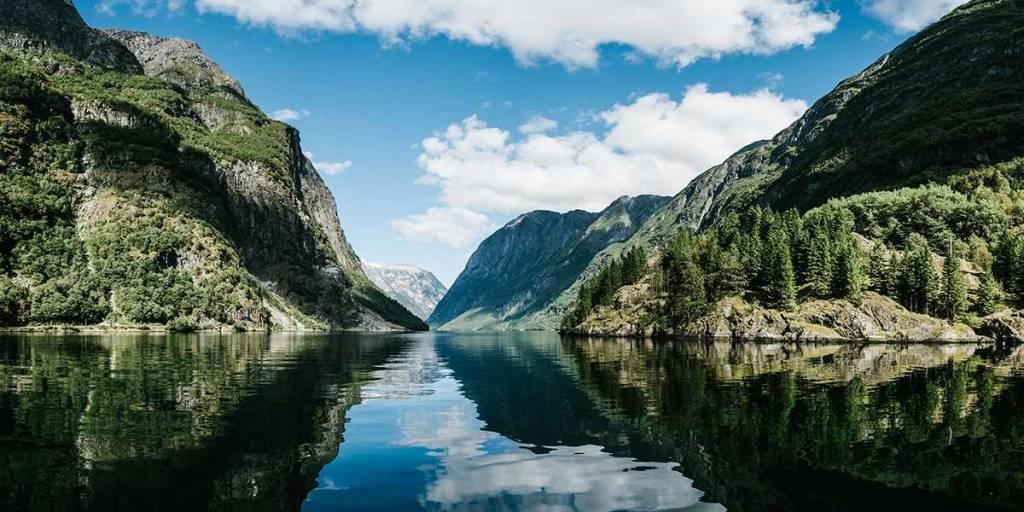 Norway, Gudvangen