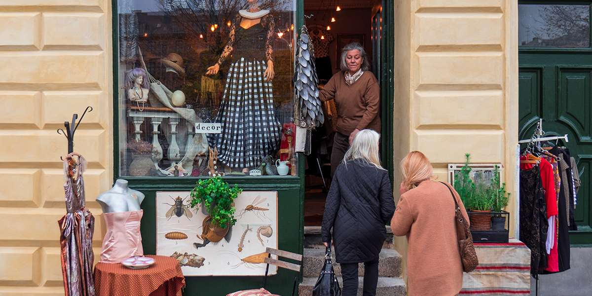 Shopping in Copenhagen - PhotoCredit - Daniel Rasmussen