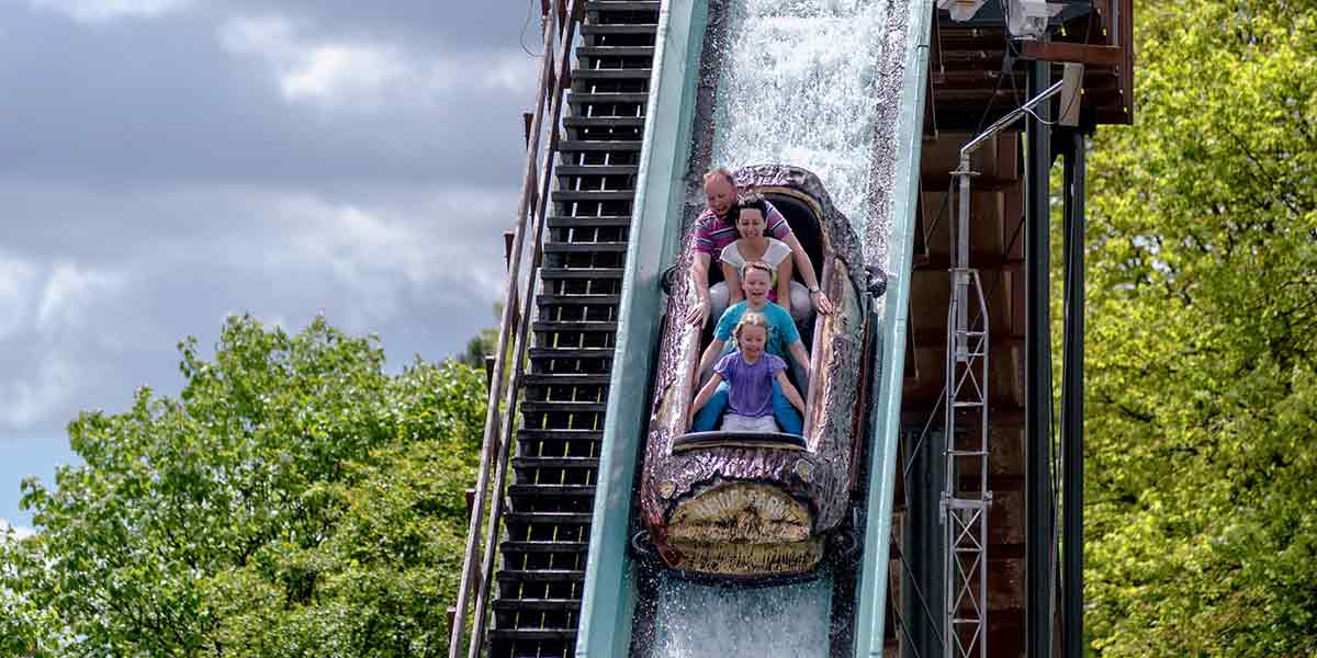4 day Germany tour - Heide Park