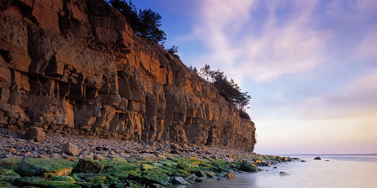 Baltic shore