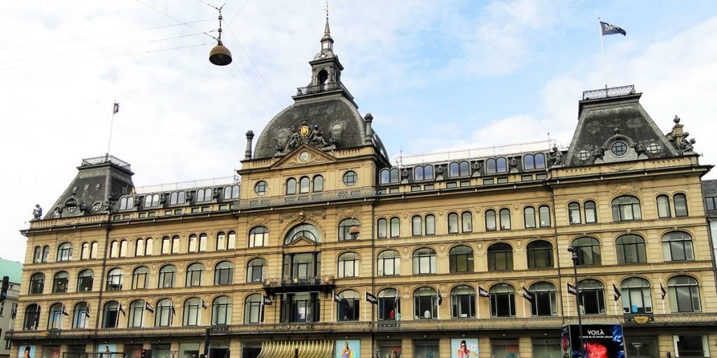 Magasin du Nord, shopping centre in Copenhagen