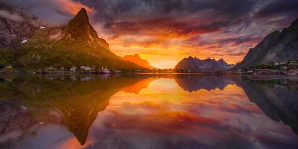 Midsummer i Norway