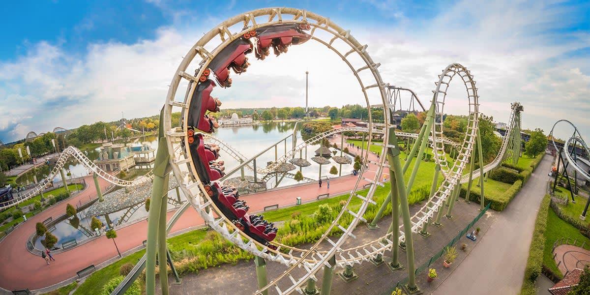Heide park - Big Loop
