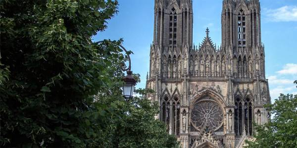 Reims - Cathedrale Notre Dame de Reims