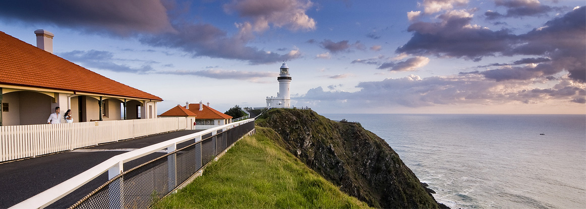 Cape Byron Lighthouse, Cape Byron State Conservation Area