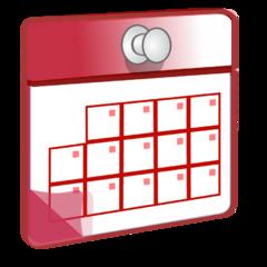 Pink-Calendar