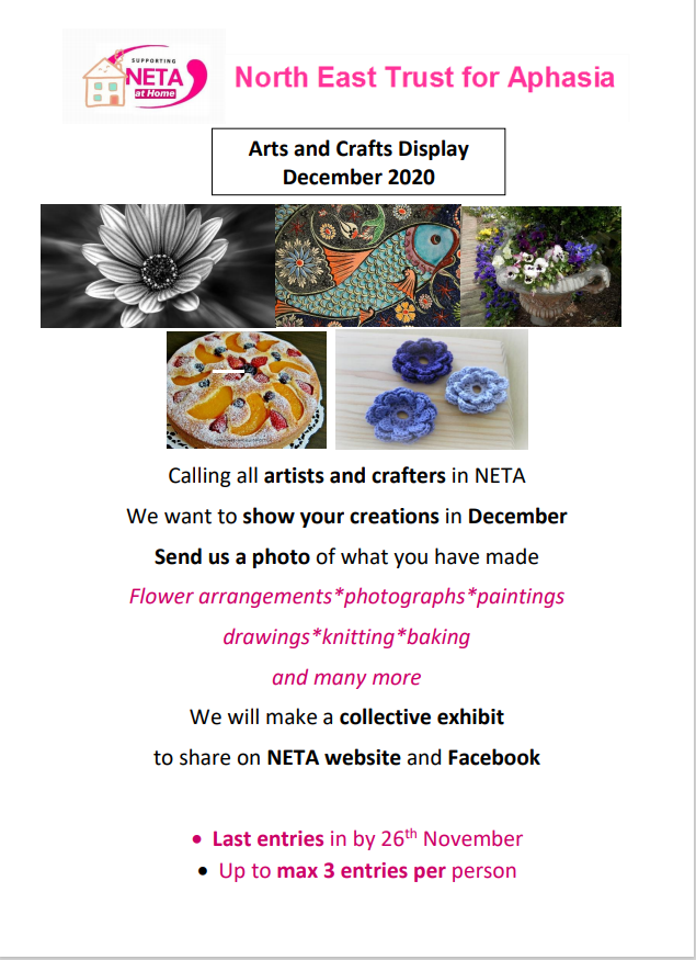 Art and Craft Exhibition December 2020