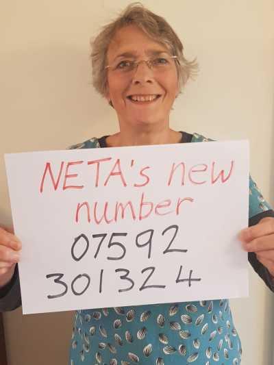 New NETA phone number