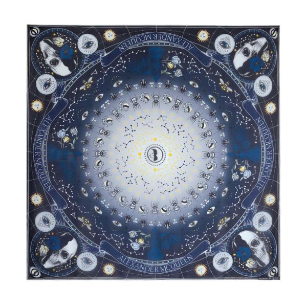 Alexander mcqueen solstice chiffon shawl