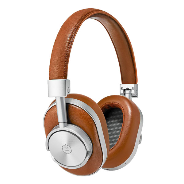 Master   dynamic mw60 leather wireless over ear headphones