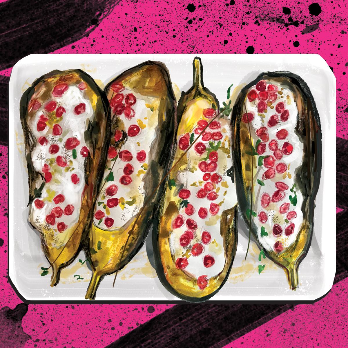Eggplant dish  1200x1200