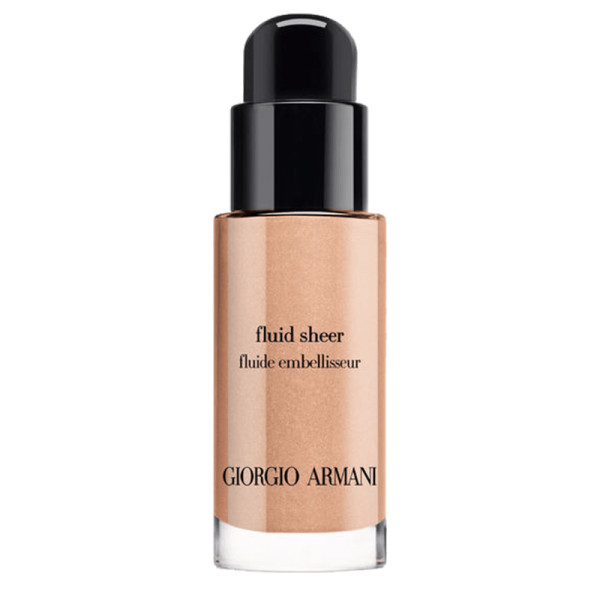 Giorgio armani beauty fluid sheer ulta light glowing fluid