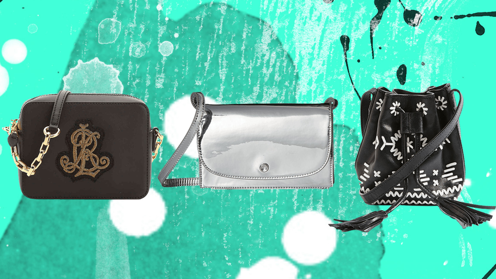 Mint 16 9 petite crossbody collage