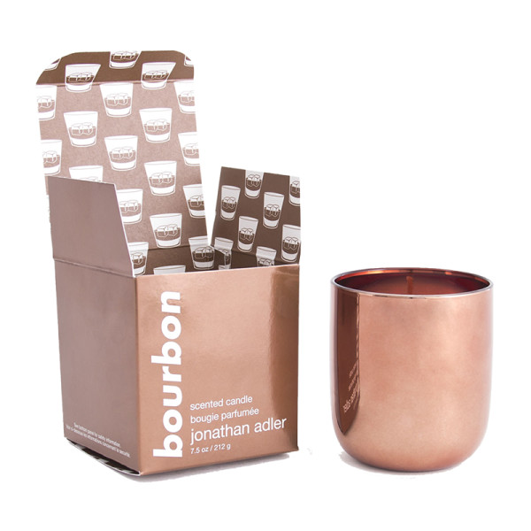 Jonathan adler bourbon pop candle