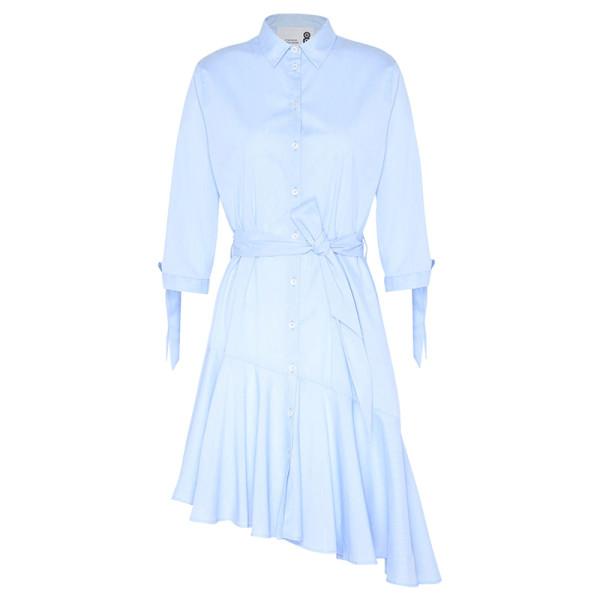 8 shirt dress