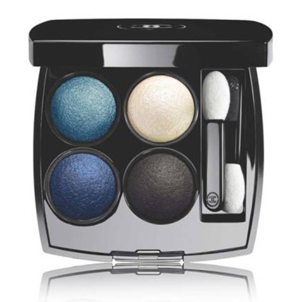 Chanel les 4 ombres multi effect quadra eyeshadow in 244 tisse jazz