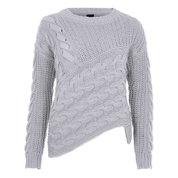 River island asymmetric sweater