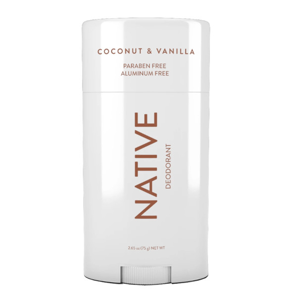 Native coconut   vanilla deodorant