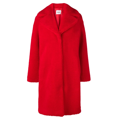 Stand camille cocoon coat