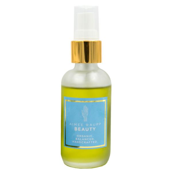 Aimee raupp organic balancing facial oil