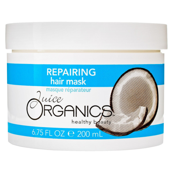 Juice organics repairing hair mask