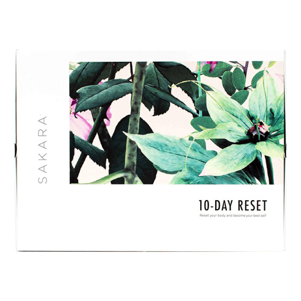Sakara the 10 day reset