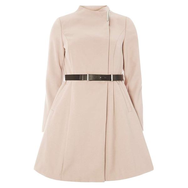 Dorothy perkins belted coat