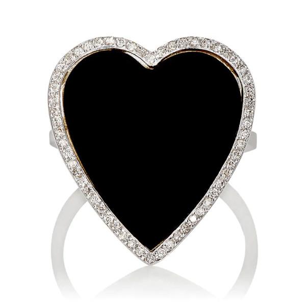 Jennifer meyer heart faced ring