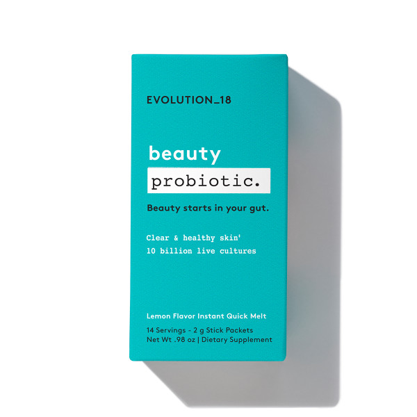 Beauty probiotic