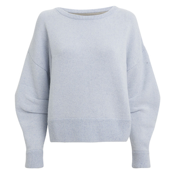 Brochu walker alta skylar cashmere blue sweater