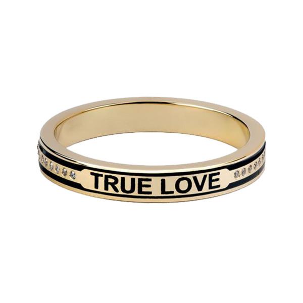 Foundrae true love thin band