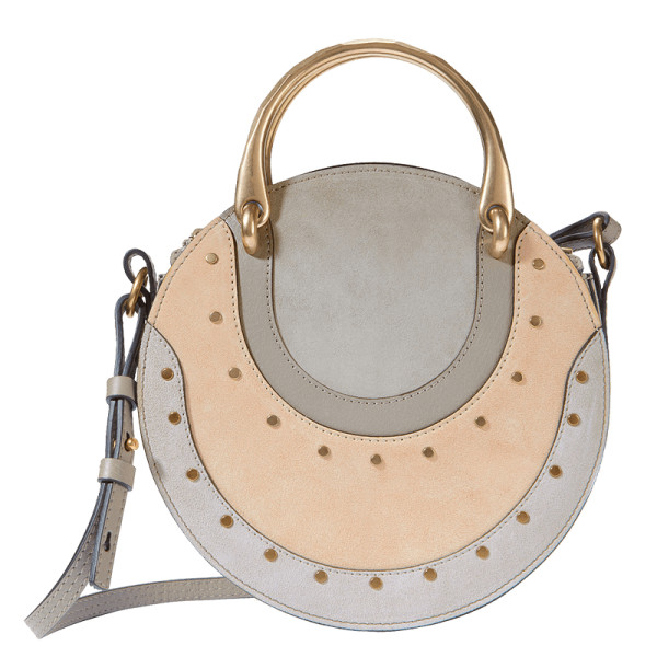 Chloe pixie leather crossbody bag