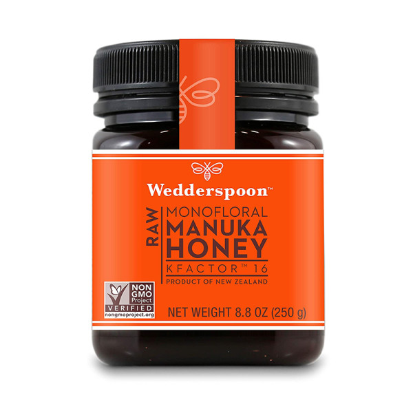 Wedderspoon 100  raw premium manuka honey