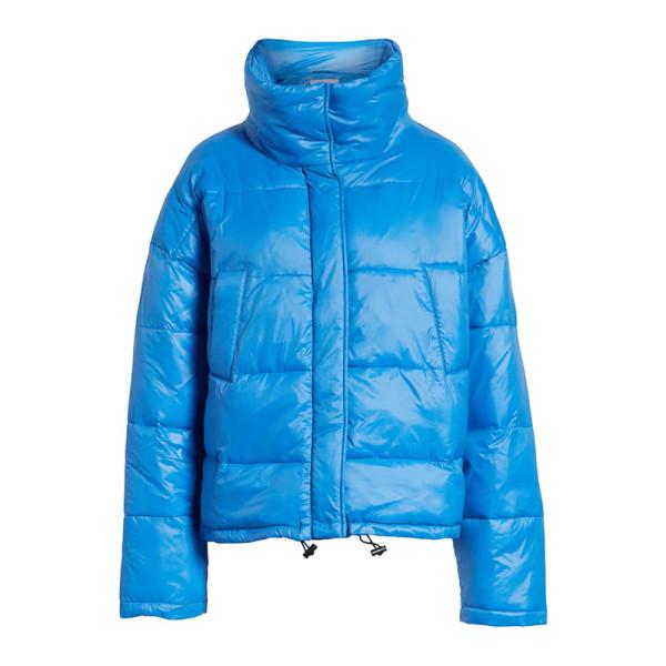 Nvlt funnel neck puffer jacket
