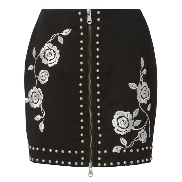 Cinq a   sept fatima mini skirt